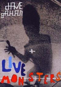 Cover Dave Gahan - Live Monsters [DVD]